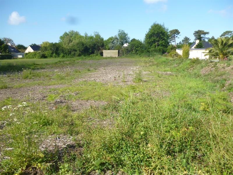 Sale site Plomeur 77 000€ - Picture 1