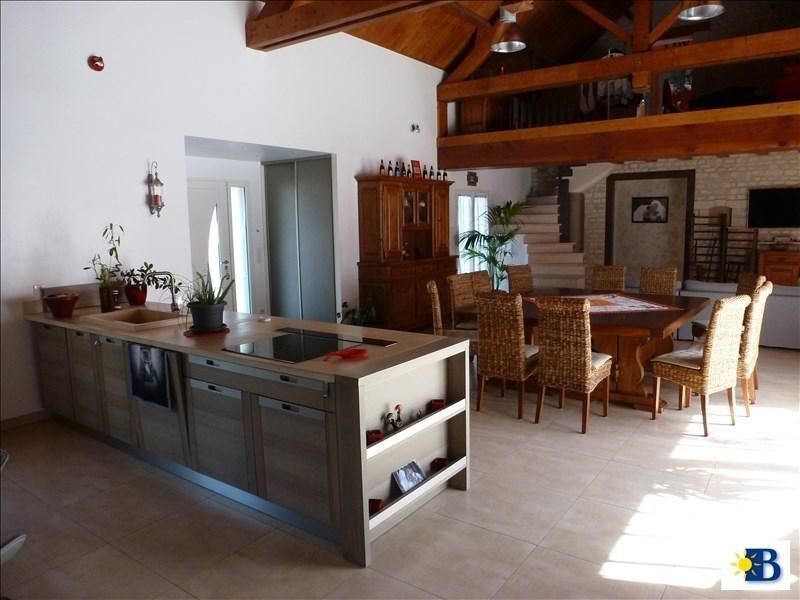 Vente maison / villa Dange st romain 397100€ - Photo 7