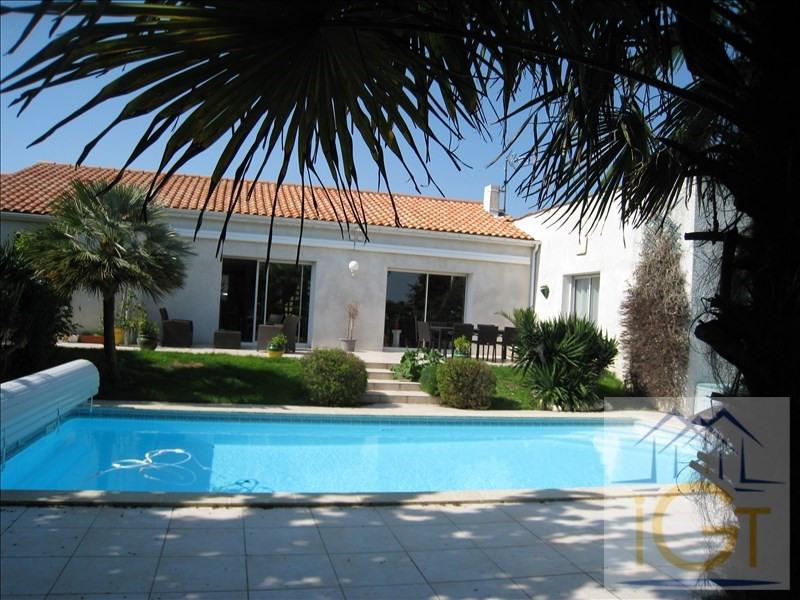 Vente de prestige maison / villa Chatelaillon plage 627000€ - Photo 1