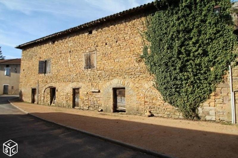 Sale house / villa Berze la ville 98000€ - Picture 1