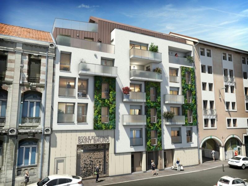 Green loft programme immobilier neuf grenoble for Immobilier loft