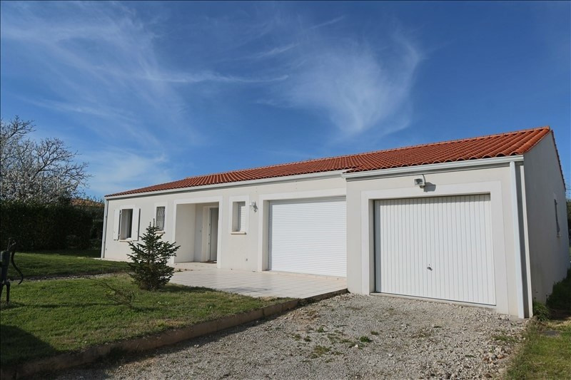 Sale house / villa Royan 222500€ - Picture 1