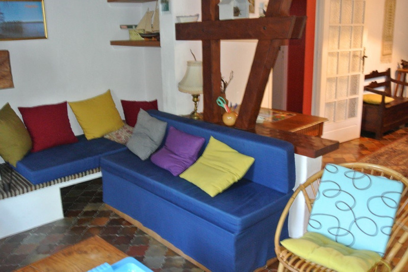 Vacation rental house / villa Sanguinet 480€ - Picture 1