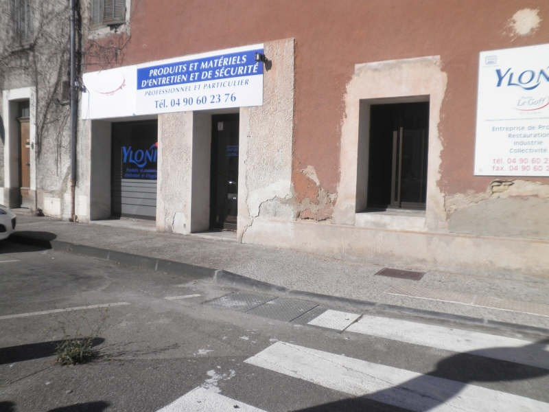 Location local commercial Carpentras 1100€ HT/HC - Photo 6