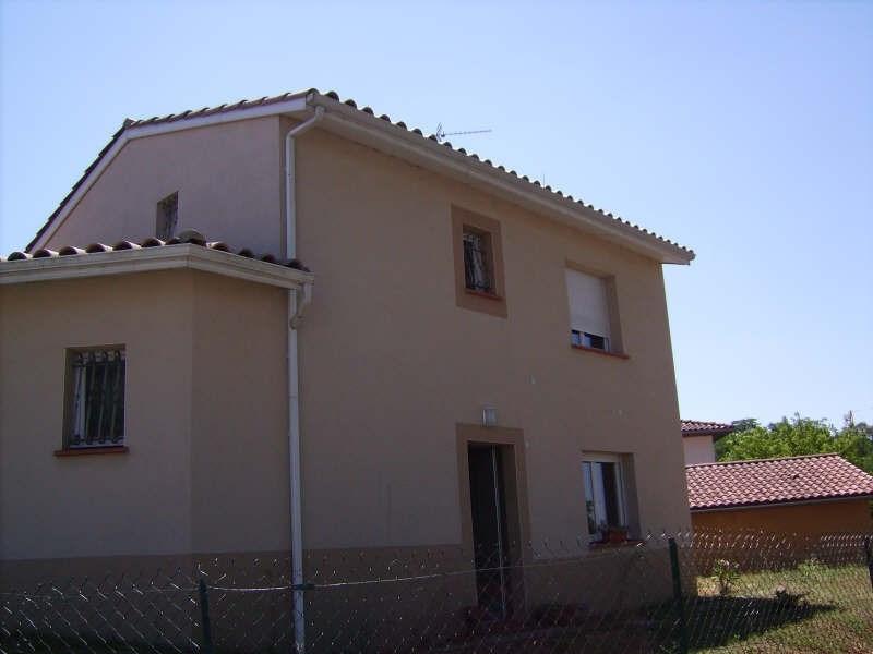Location maison / villa Bruguieres 928€ CC - Photo 1