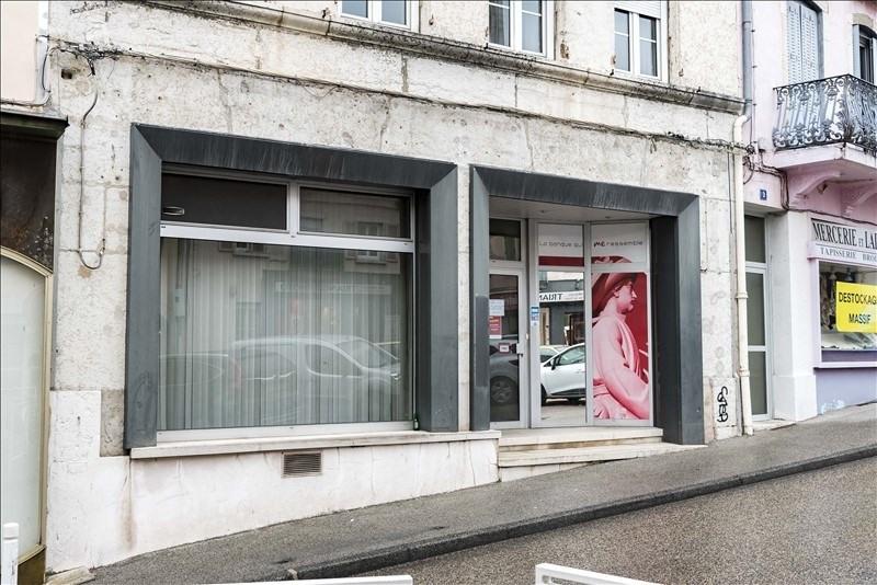 Rental shop Oyonnax 600€ HT/HC - Picture 1