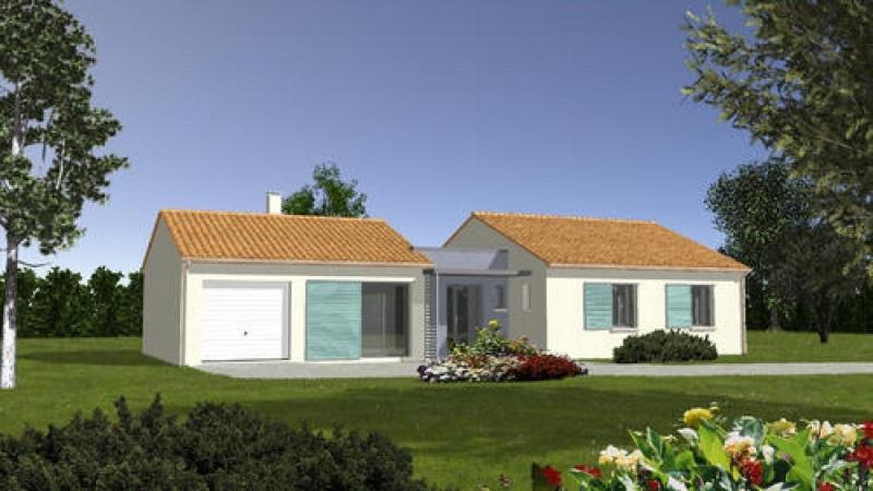 Maison  5 pièces + Terrain 432 m² Bretignolles-sur-Mer par LOGIS DE VENDEE