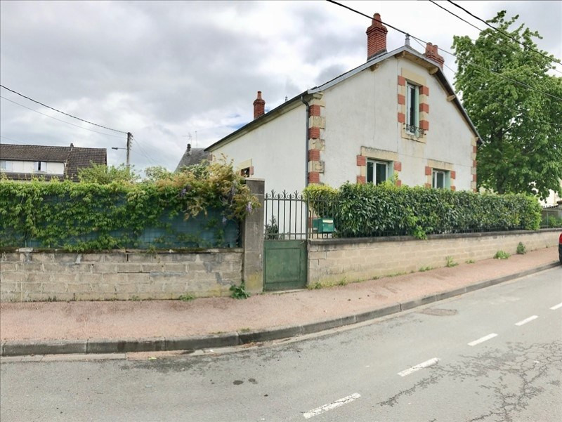 Vente maison / villa Nevers 155000€ - Photo 1
