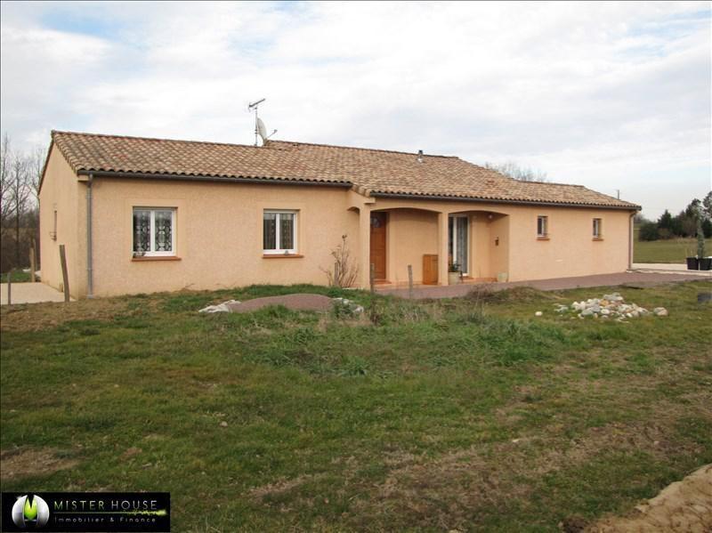 Vendita casa Villebrumier 229500€ - Fotografia 2