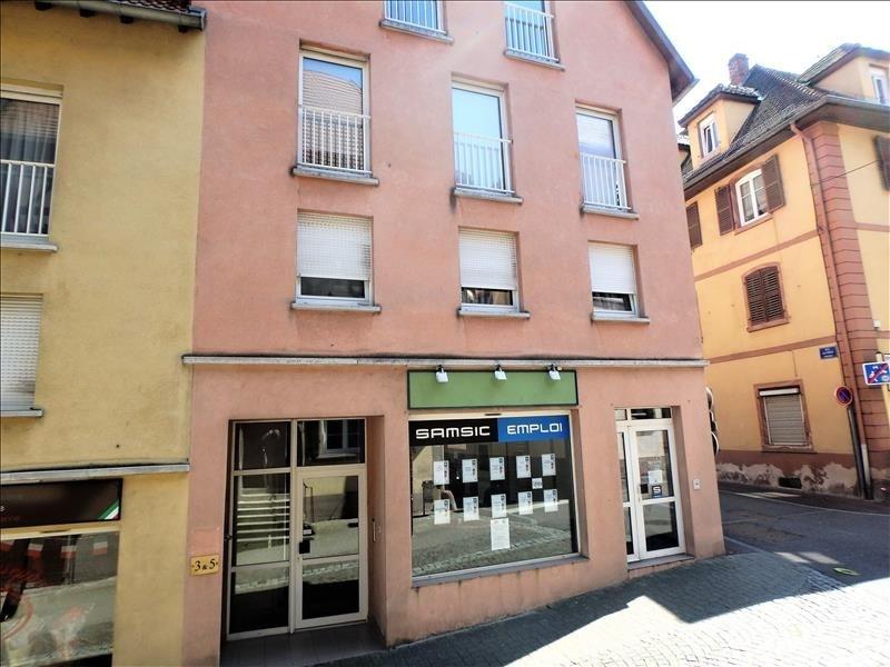 Vente appartement Saverne 102500€ - Photo 1