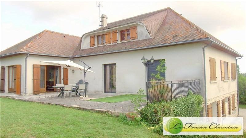Vente maison / villa Aigre 425000€ - Photo 1