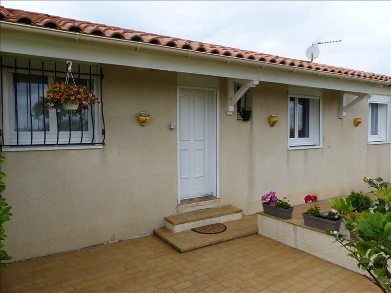 Vente maison / villa Colombiers 230000€ - Photo 1