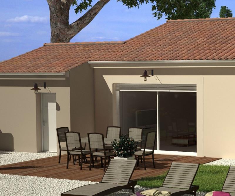 Maison  3 pièces + Terrain 550 m² Hiersac par MAISONS OPEN CHARENTES