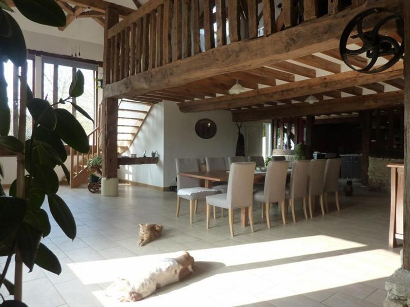 Vente maison / villa Crèvecoeur-en-auge 357000€ - Photo 2