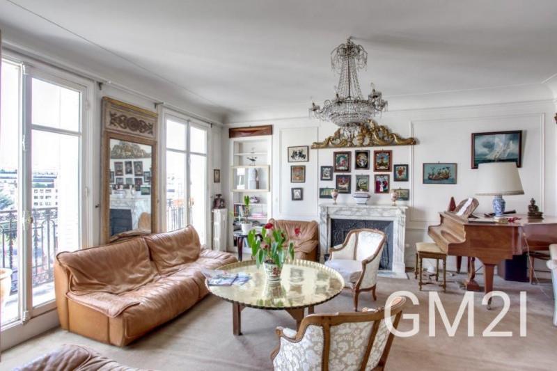 Vente de prestige appartement Paris 16ème 2100000€ - Photo 3