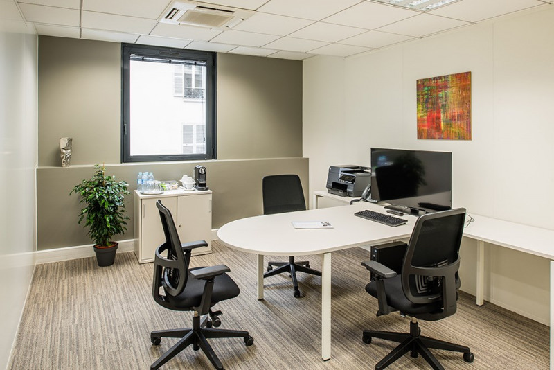 Location Bureau 10m² Paris 17ème