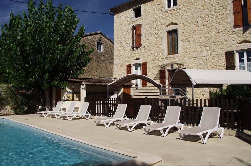 Vente de prestige maison / villa Vallon pont d arc 699000€ - Photo 1