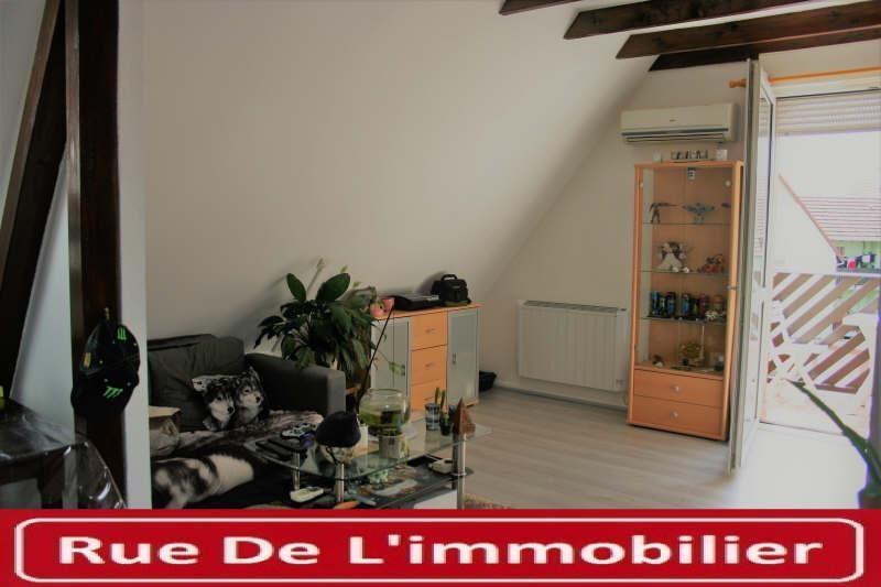 Investment property apartment Haguenau 76000€ - Picture 1