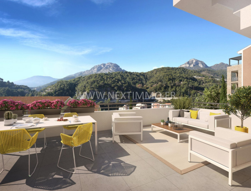 Vente appartement Menton 264 000€ - Photo 2