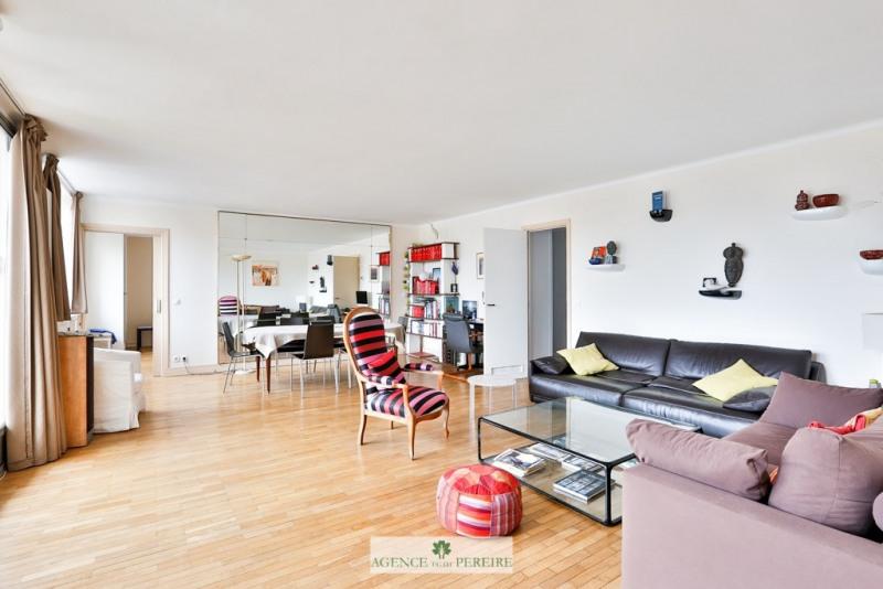 Vente de prestige appartement Paris 17ème 1190000€ - Photo 6
