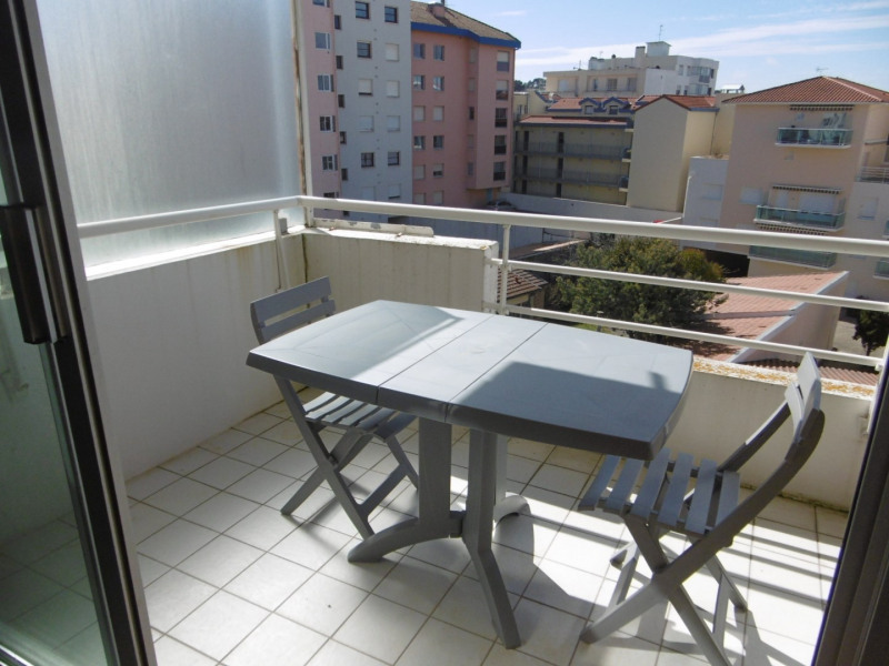 Vacation rental apartment Arcachon 472€ - Picture 1