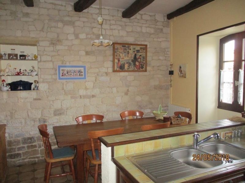 Vente maison / villa La foye monjault 300000€ - Photo 8