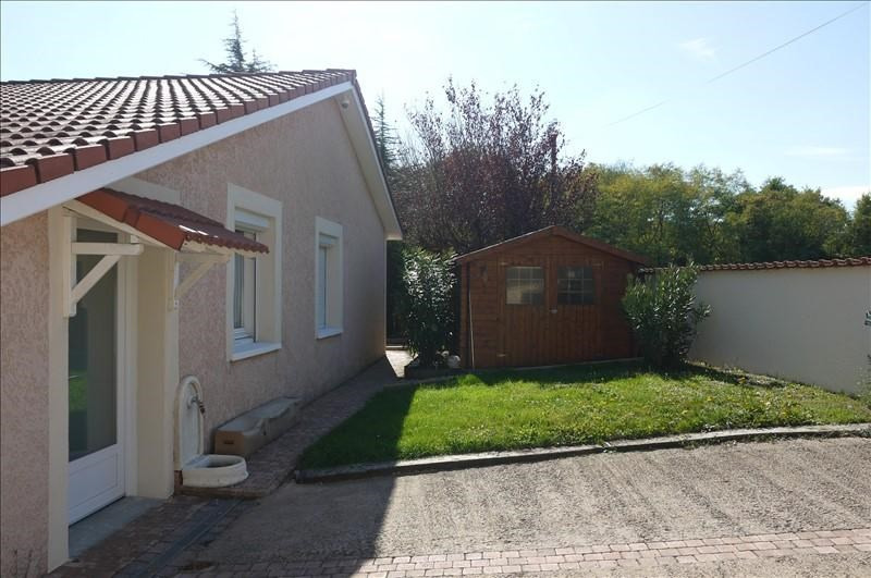 Verkoop  huis Vienne 349500€ - Foto 4