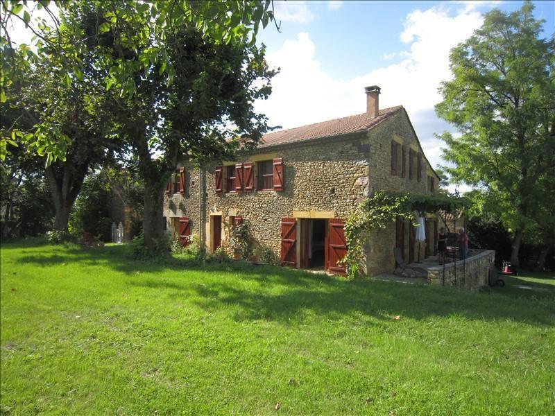 Vente maison / villa Sagelat 346500€ - Photo 1