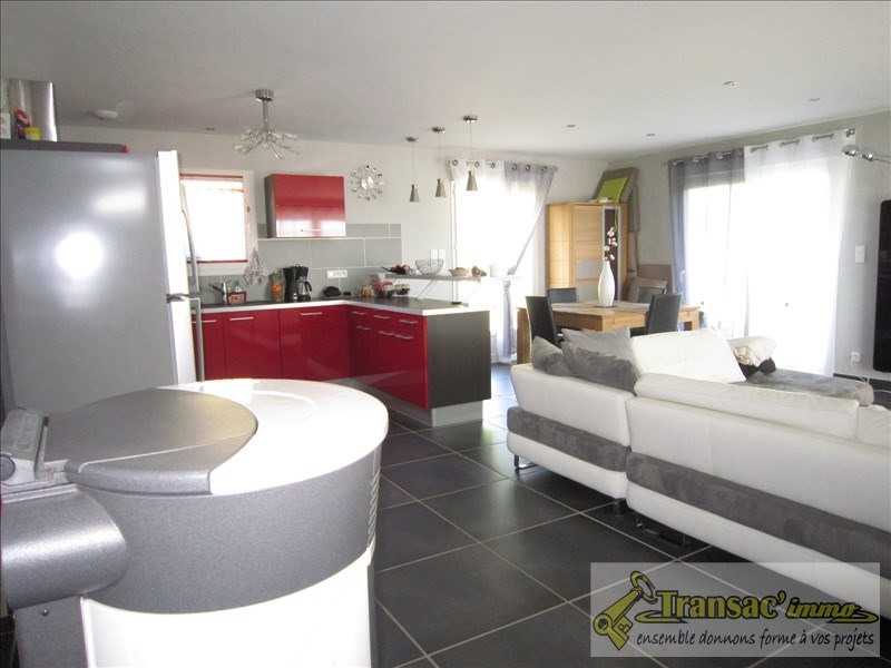 Sale house / villa Escoutoux 227 900€ - Picture 3