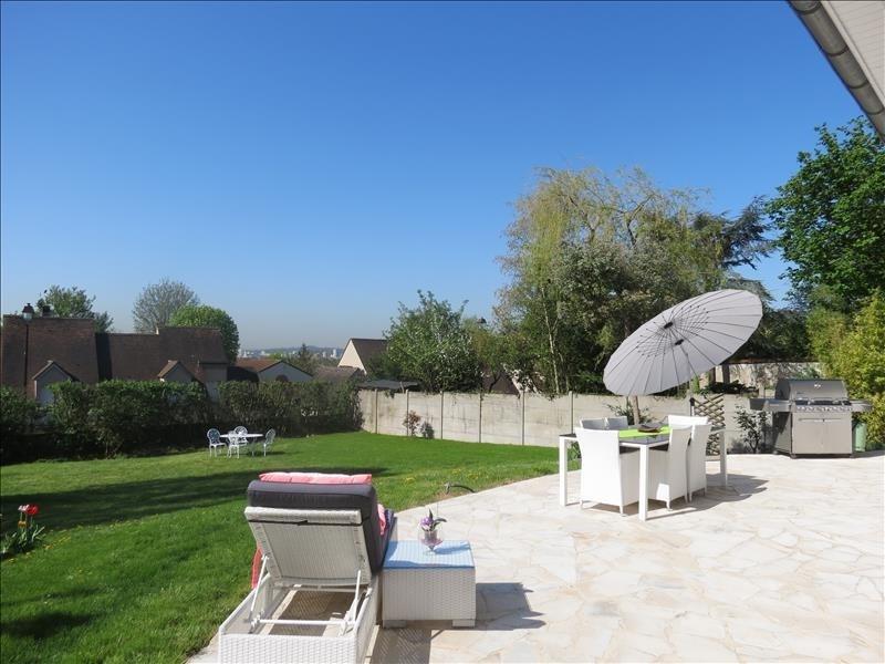 Vente maison / villa Montmorency 850000€ - Photo 2