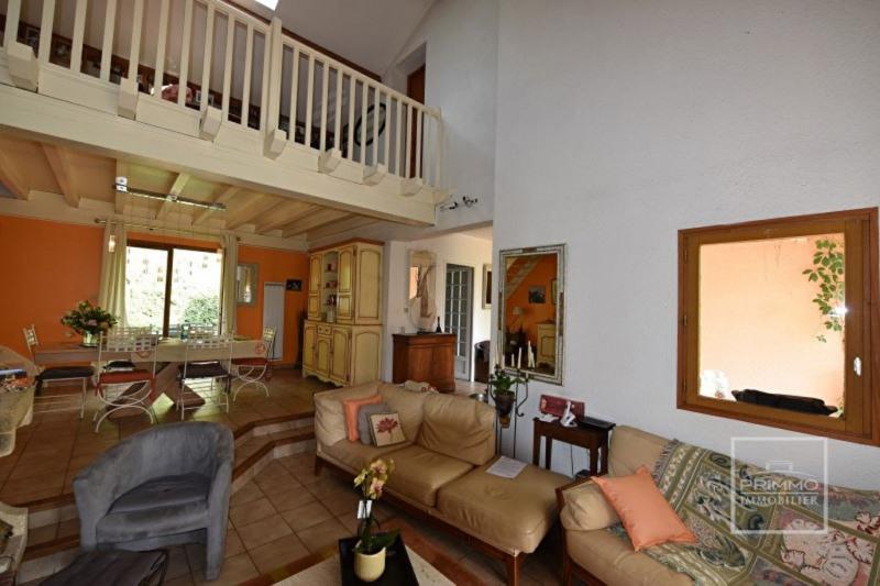 Deluxe sale house / villa Lissieu 475000€ - Picture 12