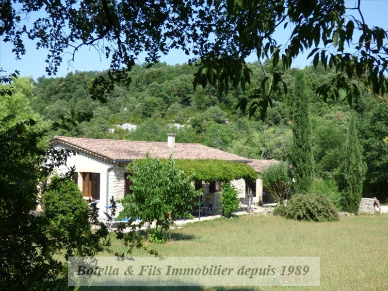 Vente maison / villa Barjac 270000€ - Photo 3