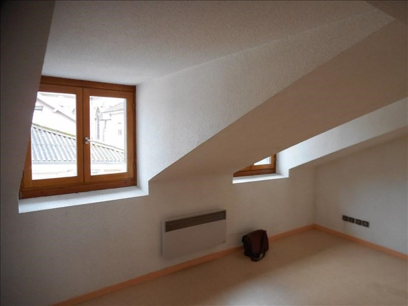 Location appartement Voiron 282€ CC - Photo 1