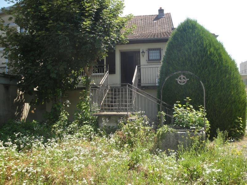 Verkoop  huis Audincourt 159000€ - Foto 1