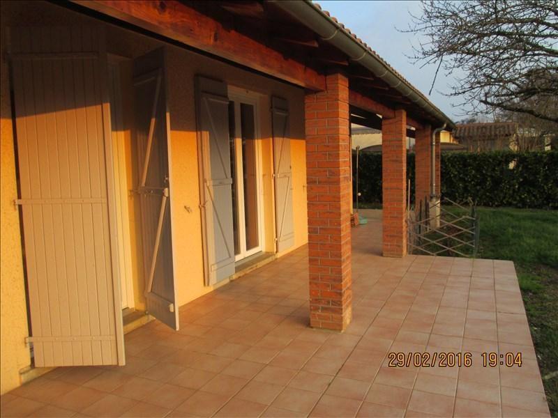 Rental house / villa Labastide st pierre 730€ CC - Picture 6