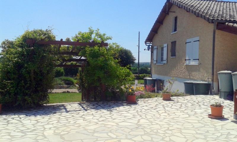 Vente maison / villa Marcillac lanville 224700€ - Photo 17