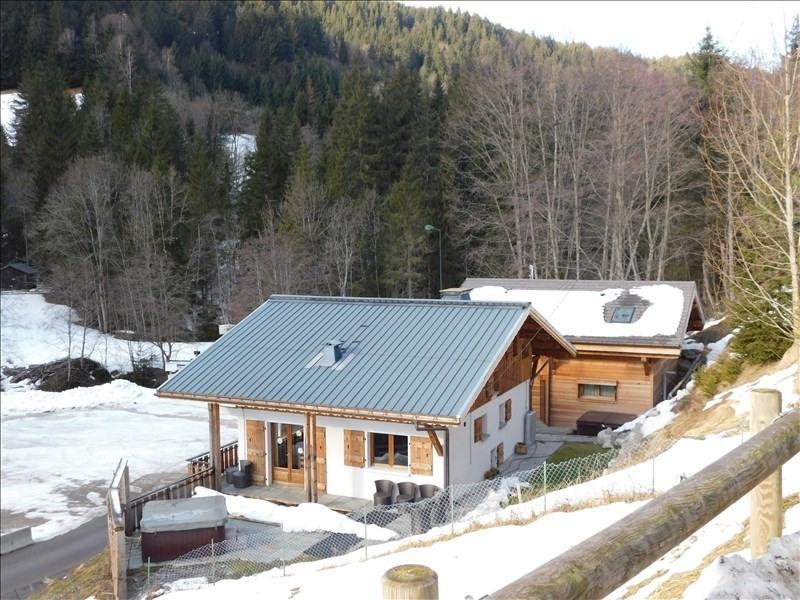 Immobile residenziali di prestigio casa Morzine 945000€ - Fotografia 1