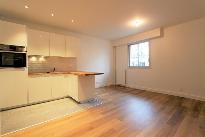 Vente appartement Paris 16ème 270000€ - Photo 3