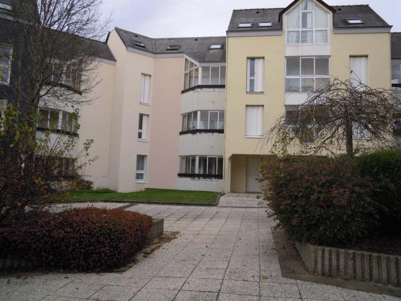 Sale apartment Vannes 167 600€ - Picture 1