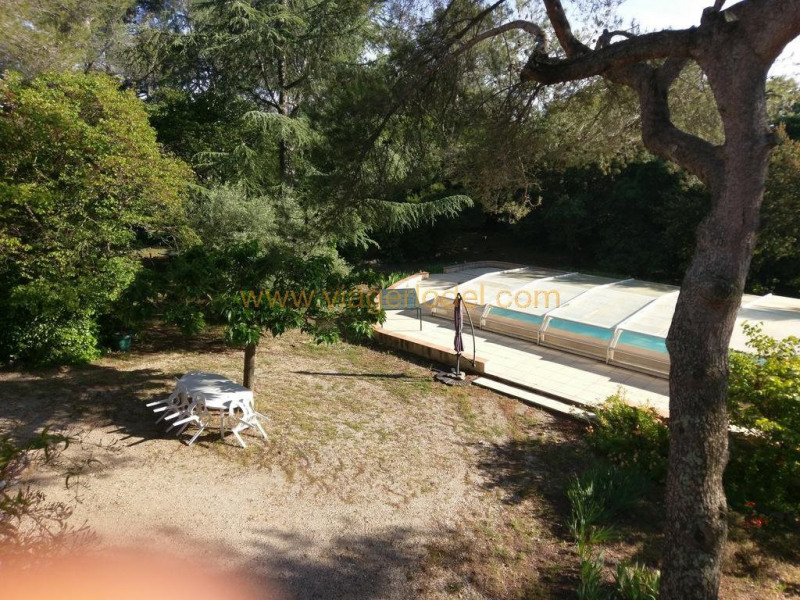 Life annuity house / villa Nîmes 440 000€ - Picture 11