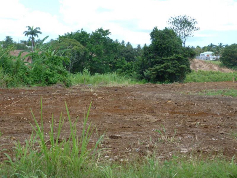 Vente terrain Lamentin 109000€ - Photo 1