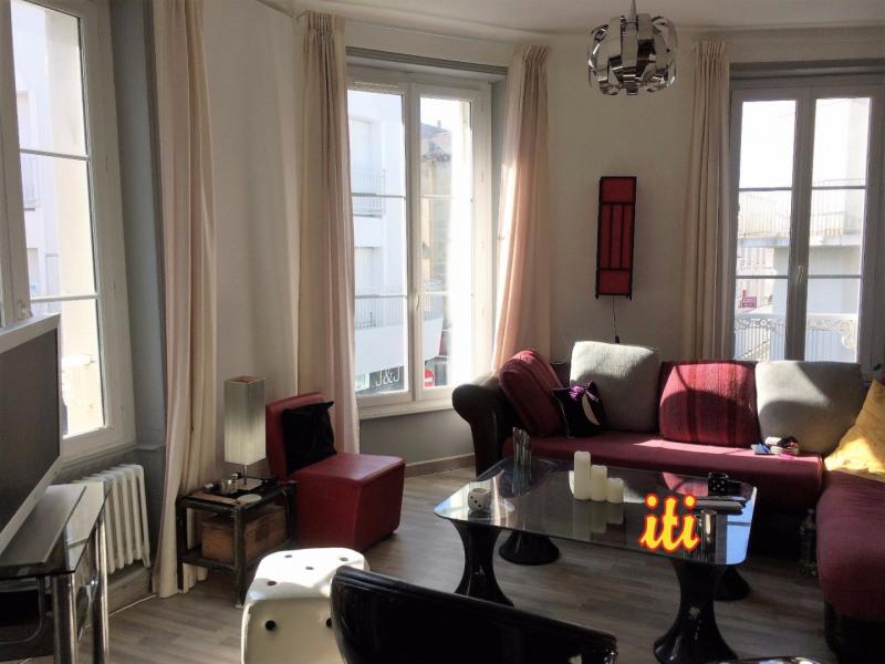 Vente appartement Les sables d olonne 258000€ - Photo 1