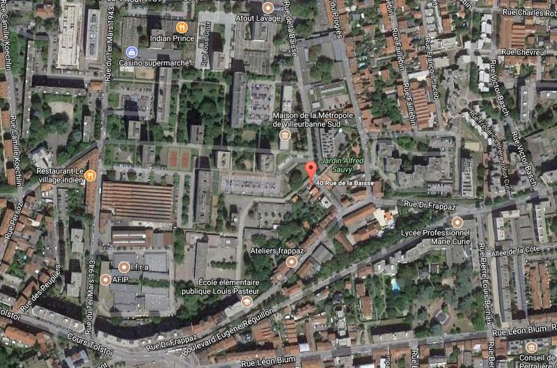 Rental apartment Villeurbanne 824€ CC - Picture 3