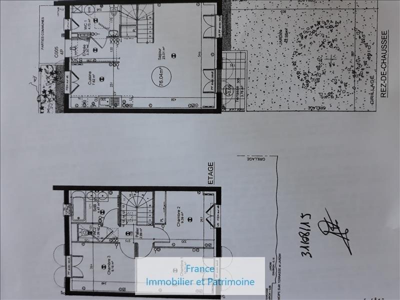 Vente maison / villa Sartrouville 325500€ - Photo 7