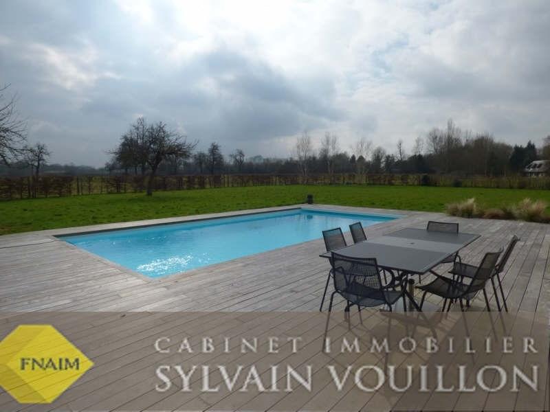 Revenda residencial de prestígio casa Deauville 1490000€ - Fotografia 8