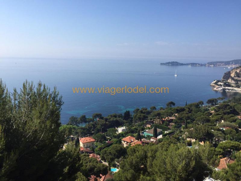 Verkauf auf rentenbasis haus Èze 550000€ - Fotografie 14
