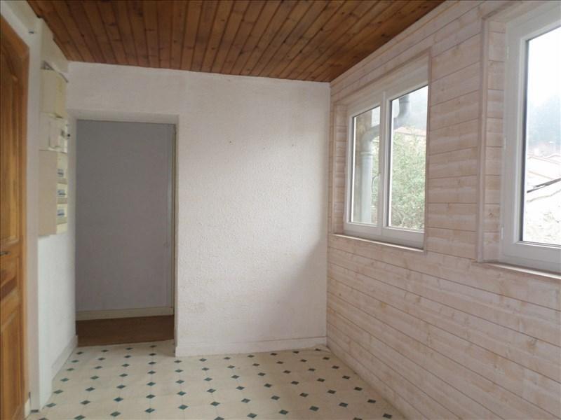 Sale apartment Bourg argental 45000€ - Picture 1