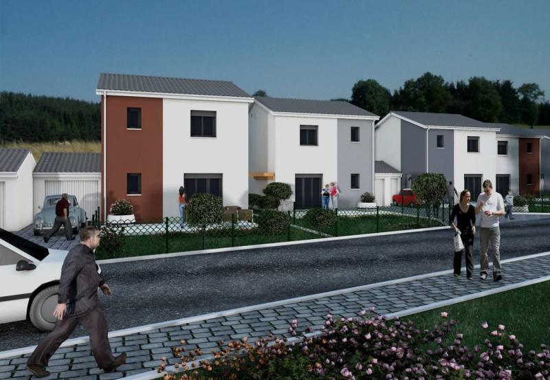 Vente maison / villa La ricamarie 149900€ - Photo 1