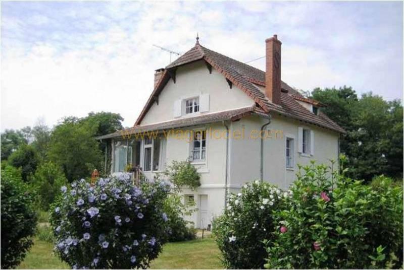 Life annuity house / villa Epineuil le fleuriel 65000€ - Picture 1