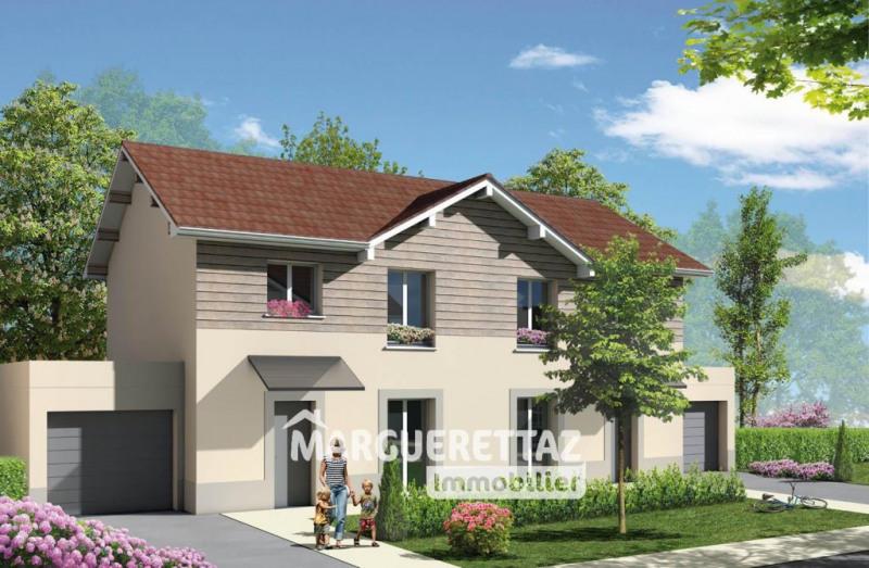 Vente maison / villa Viuz-en-sallaz 287500€ - Photo 1
